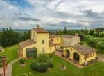 Casciana Terme - bed and breakfast met park en zwembad in Toscane te koop 1