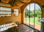 Casciana Terme - bed and breakfast met park en zwembad in Toscane te koop 25
