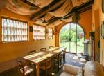 Casciana Terme - bed and breakfast met park en zwembad in Toscane te koop 26