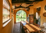 Casciana Terme - bed and breakfast met park en zwembad in Toscane te koop 27