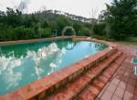 Casciana Terme - bed and breakfast met park en zwembad in Toscane te koop 37