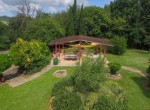 Casciana Terme - bed and breakfast met park en zwembad in Toscane te koop 38