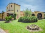 Casciana Terme - bed and breakfast met park en zwembad in Toscane te koop 4