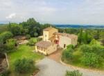 Casciana Terme - bed and breakfast met park en zwembad in Toscane te koop 5