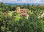 Casciana Terme - bed and breakfast met park en zwembad in Toscane te koop 6