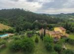 Casciana Terme - bed and breakfast met park en zwembad in Toscane te koop 7