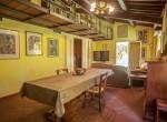 Casciana Terme - bed and breakfast met park en zwembad in Toscane te koop 9