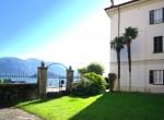 Appartement in villa Como meer te koop