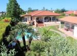 Villa toscane camaiore te koop zwembad 1