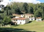 dorp in Toscane te koop landgoed