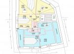 Trentino Stenico ruwbouw appartementen te koop 38