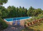 Toscane: Landgoed met olijfgaard en zwembad tussen Siena en Grosseto te koop