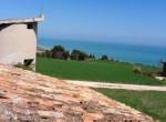 Pedaso, Le Marche - Renovatieproject met prachtig uitzicht op de zee te koop 13