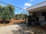 Te koop - terrein met trullo in Carovigno, Puglia 12