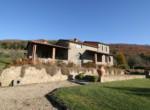 villa in toscane te koop Loro Ciuffenna