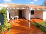 Halfvrijstaand vakantiehuis aan zee te koop in Sardinie Muravera 1