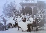 Matrimonio in villa 1911