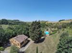 villa met zwembad in toscane te koop - Montaione