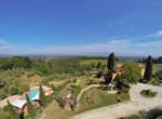 agriturismo met zwembad te koop Casciana Terme Toscane Italie