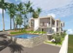 nieuwbouw met zeezicht en zwembad in tropea calabrie te koop 1