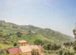 villa met tuin in de heuvels van Cefalu Sicilia 1