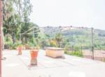villa met tuin in de heuvels van Cefalu Sicilia 14