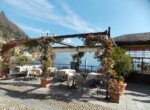 il castello cannero riviera.terrasjes en restaurants
