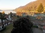 il castello cannero riviera.uitzicht over de tuin
