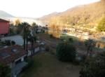 il castello cannero riviera.wandelpad naar het Lago Maggiore