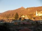 il castello cannero riviera,uitzicht vanaf het balkon