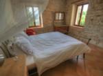 slaapkamer 1 appartement 2