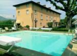 villa met zwembad in de buurt van lucca te koop