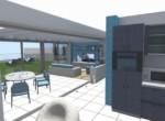 tropea penthouse met zeezicht zwembad te koop 8