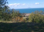 af te werken woning met zeezicht bij Tropea Calabria te koop 1