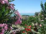 Umbrie te koop - stenen huis met uitzicht op trasimeno meer 10