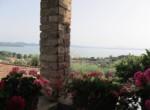 Umbrie te koop - stenen huis met uitzicht op trasimeno meer 13