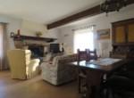 Umbrie te koop - stenen huis met uitzicht op trasimeno meer 19