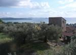 Umbrie te koop - stenen huis met uitzicht op trasimeno meer 3