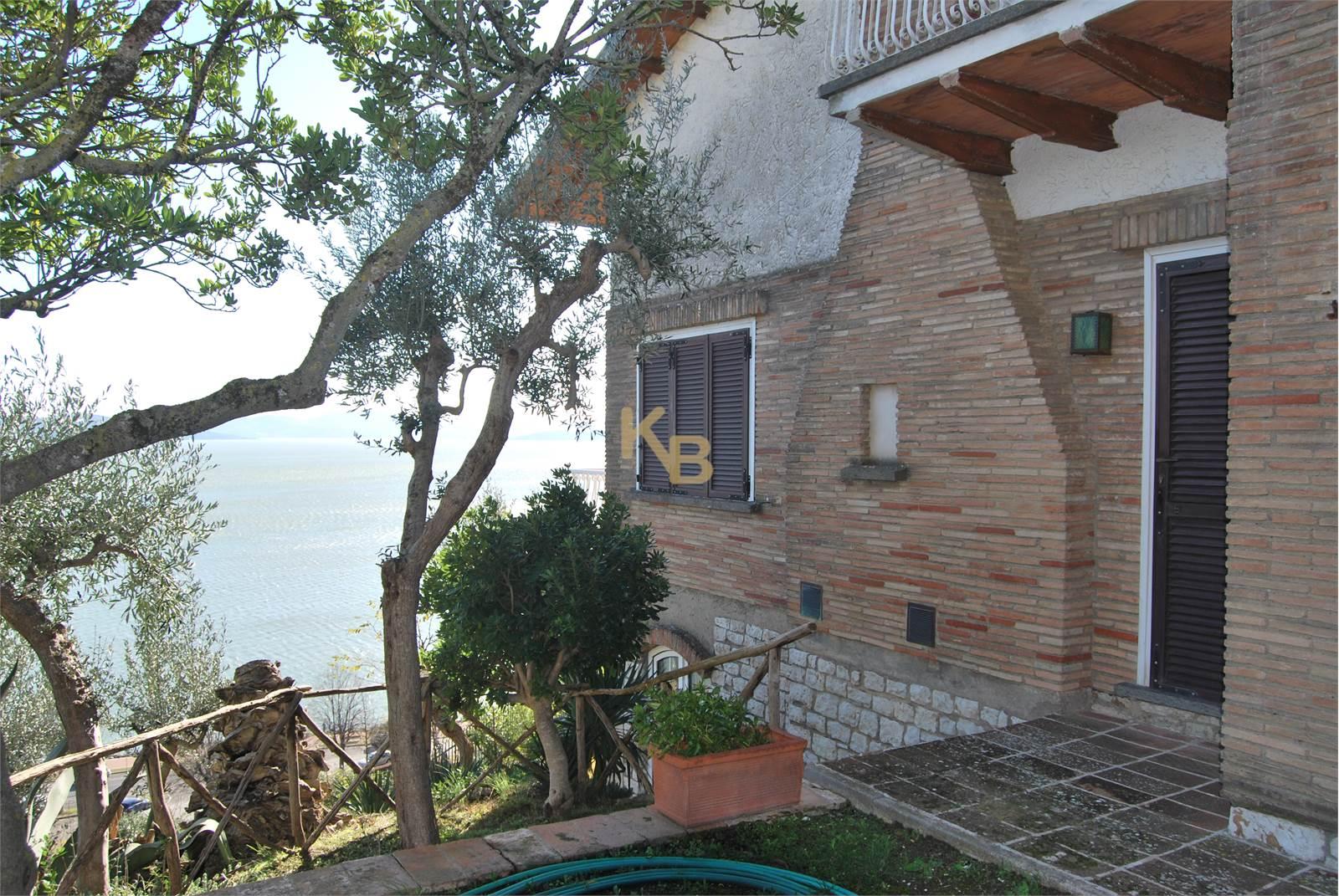 villa aan het trasimeno meer te koop - Passignano 6