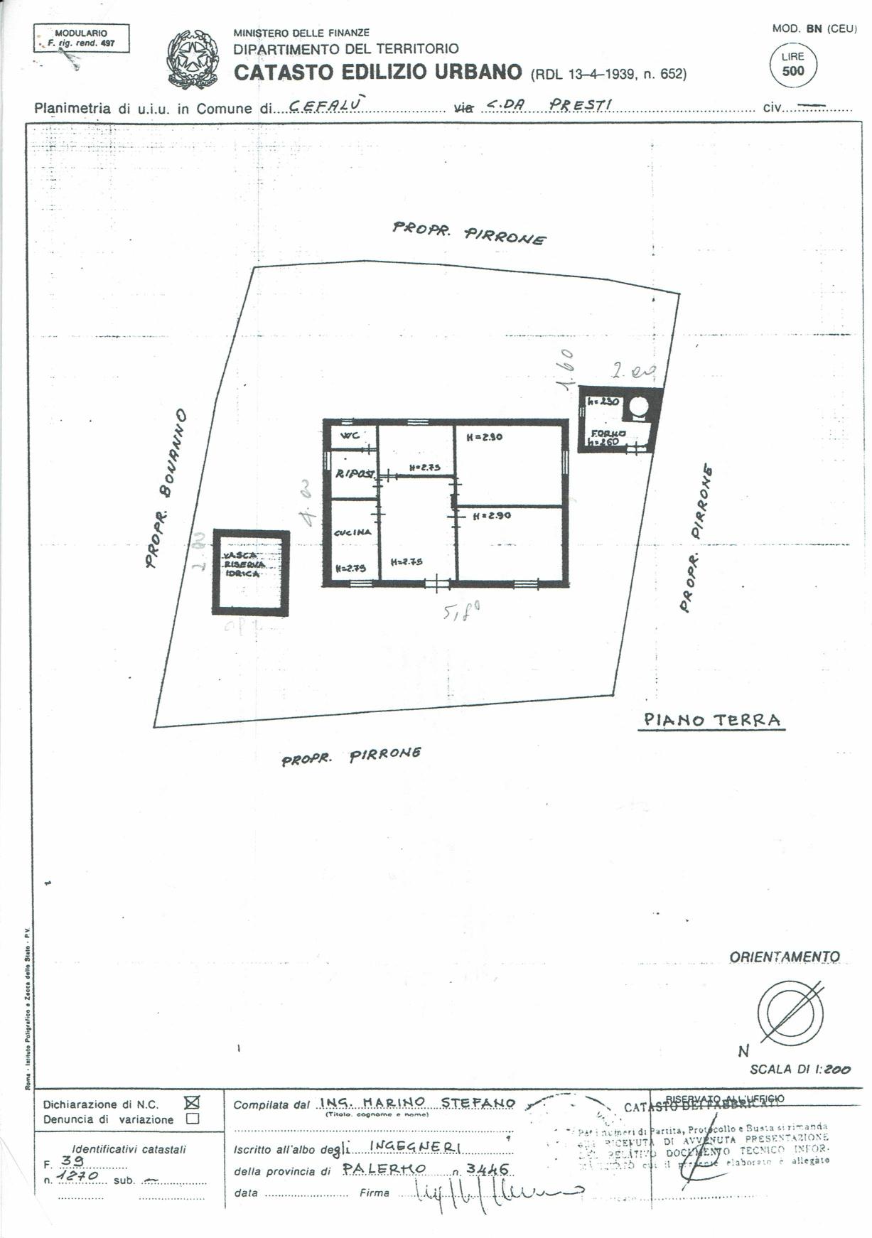 vrijstaand huis in de heuvels bij Cefalu te koop - Sicilie 11