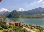Italie huis te koop Idro zicht op het meer 24