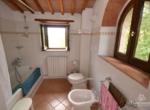Roccalbenga Toscane gerenoveerde stenen woning te koop 16