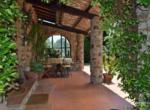 Roccalbenga Toscane gerenoveerde stenen woning te koop 5