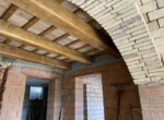 Altidona - huis in opbouw met zeezicht te koop in Le Marche 14