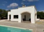 Ostuni - Nieuw huis te koop met zwembad in Puglia 1