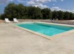 Ostuni - Nieuw huis te koop met zwembad in Puglia 8