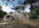Trullo tussen Ostuni en Ceglie Messapica te koop - Puglia 1