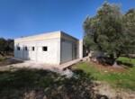 villa met zeezicht in aanbouw - carovigno puglia 1