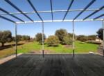 villa met zeezicht in aanbouw - carovigno puglia 11
