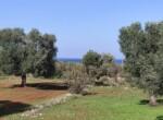 villa met zeezicht in aanbouw - carovigno puglia 16